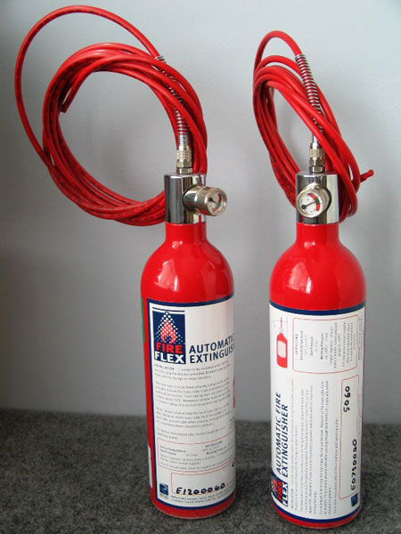 Fireflex - Fire Extinguishers Hand Held and Automatic