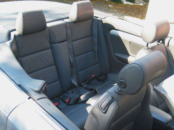 Modern Convertible Car Seat
