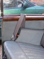 Bentley R-Type Continental Rear Seat Belt