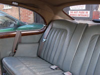 Bentley R-Type Continental Seat Belts