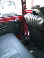 Citroen DS 19 Safari Front Seat Belt