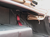 Seat Belts in lancia