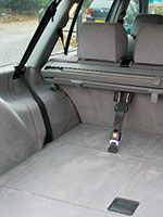 Mercedes E-Class (W124) Estate Rear Seat Belt