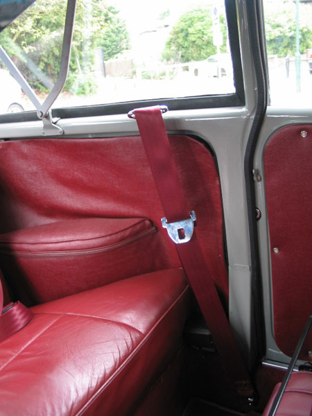 Image Result For Cars With Seat Belts