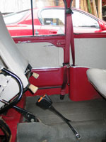 Morris Minor Mini 1960 Seat Belt