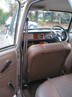 Riley 1300 Passenger Seat Belt