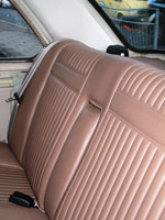 Riley 1300 Rear Seat Belt
