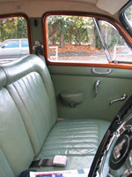 Rover P4 Front Seat Belt