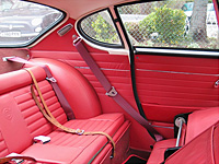 Volvo 121 Saloon 1965 Seat Belt