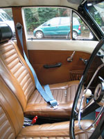 Volvo Amazon 122S Estate Front Seat Belt