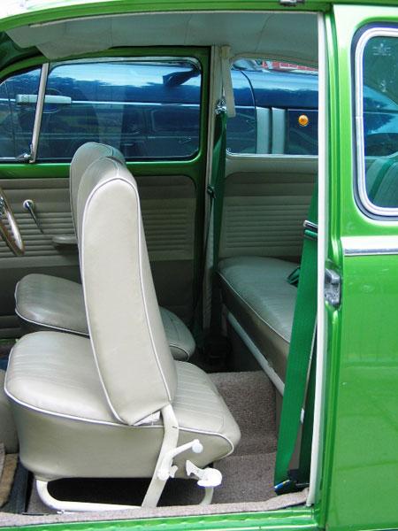 Vw Beetle Front Seat Belt